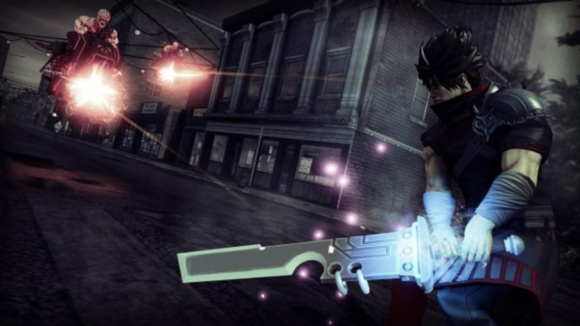 Screenshot 2 - Saints Row IV - Anime Pack