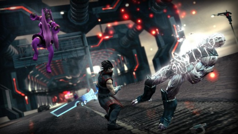 Screenshot 3 - Saints Row IV - Anime Pack