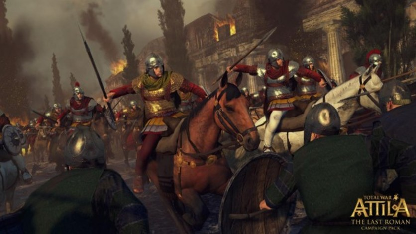 Screenshot 3 - Total War: ATTILA - The Last Roman Campaign Pack