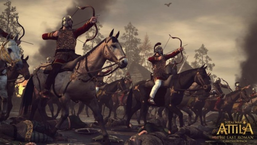 Screenshot 4 - Total War: ATTILA - The Last Roman Campaign Pack