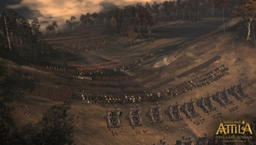 Screenshot 2 - Total War: ATTILA - The Last Roman Campaign Pack