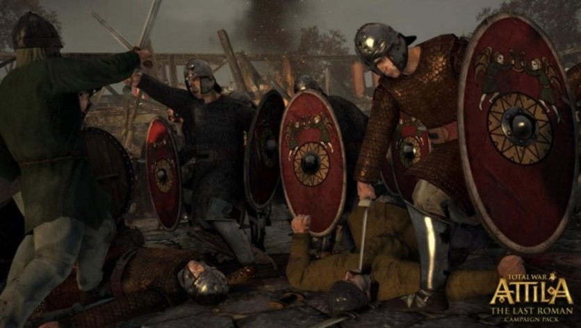 Screenshot 1 - Total War: ATTILA - The Last Roman Campaign Pack