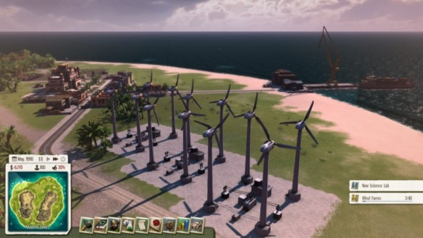 Screenshot 5 - Tropico 5: Gone Green