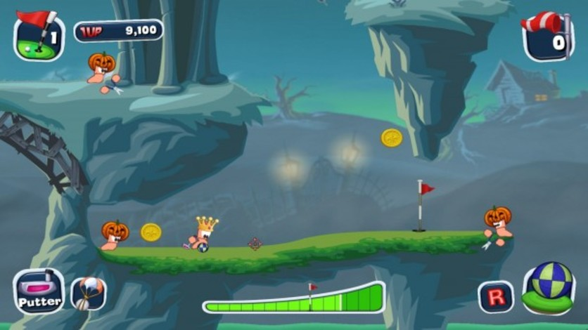 Screenshot 10 - Worms Crazy Golf