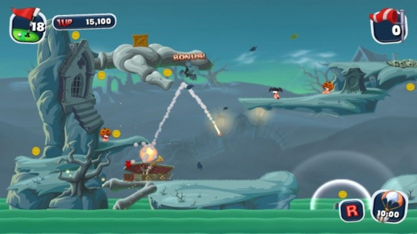 Screenshot 9 - Worms Crazy Golf