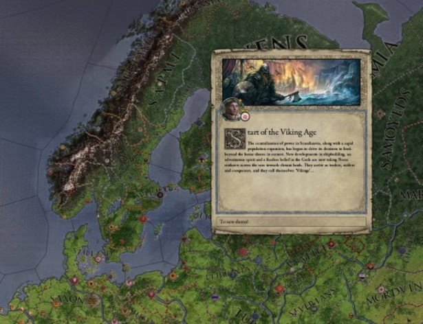 Screenshot 2 - Crusader Kings II: Charlemagne