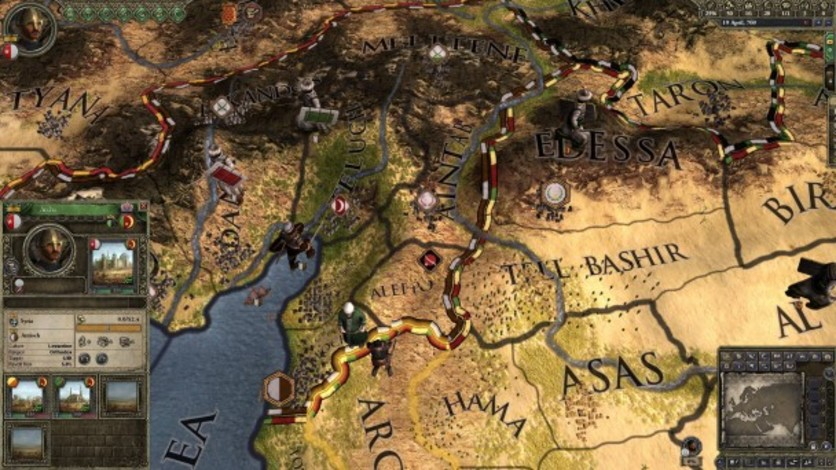 Screenshot 3 - Crusader Kings II: Charlemagne