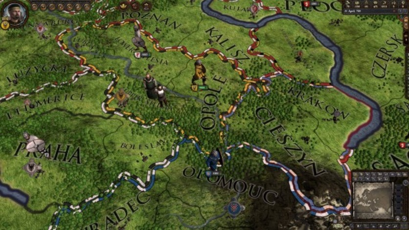 Screenshot 6 - Crusader Kings II: Charlemagne