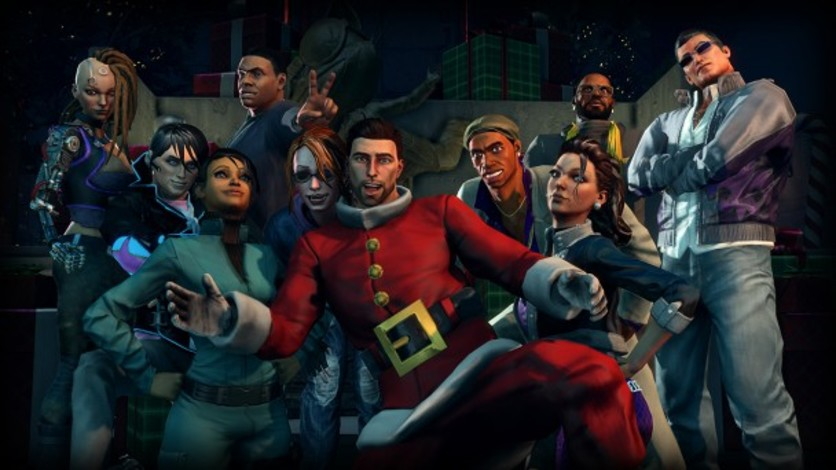 Screenshot 4 - Saints Row IV - How the Saints Save Christmas