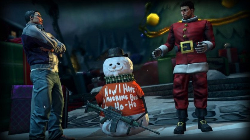 Screenshot 2 - Saints Row IV - How the Saints Save Christmas