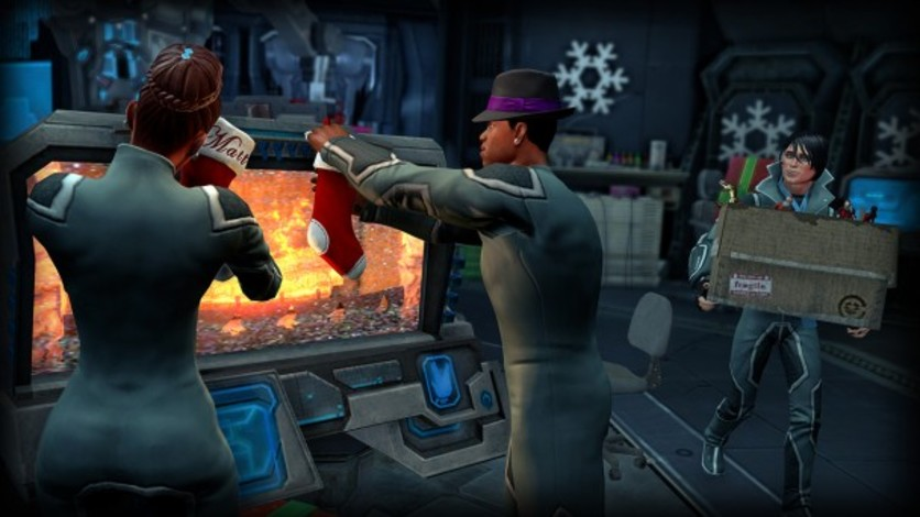 Screenshot 6 - Saints Row IV - How the Saints Save Christmas