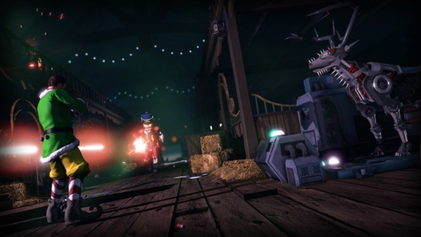 Screenshot 3 - Saints Row IV - How the Saints Save Christmas