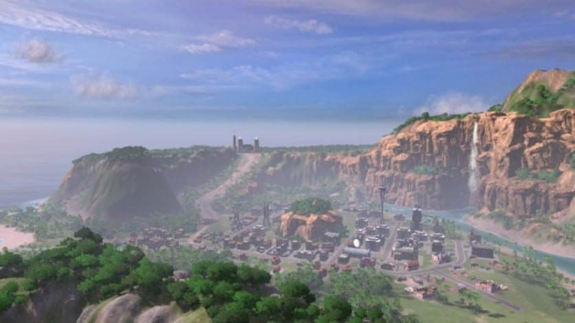 Screenshot 3 - Tropico 4: Quick-dry Cement