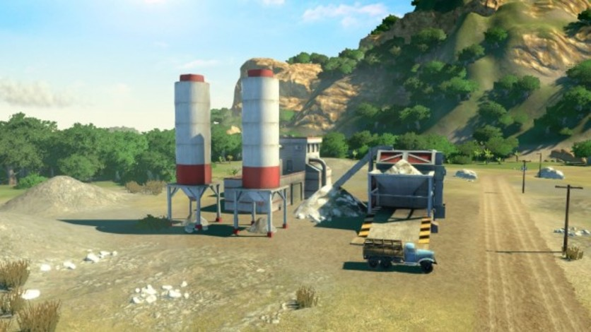 Screenshot 4 - Tropico 4: Quick-dry Cement