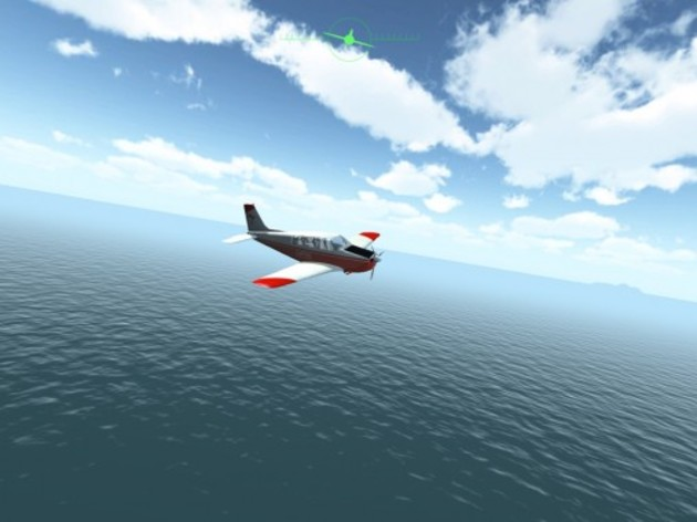 Screenshot 5 - Island Flight Simulator