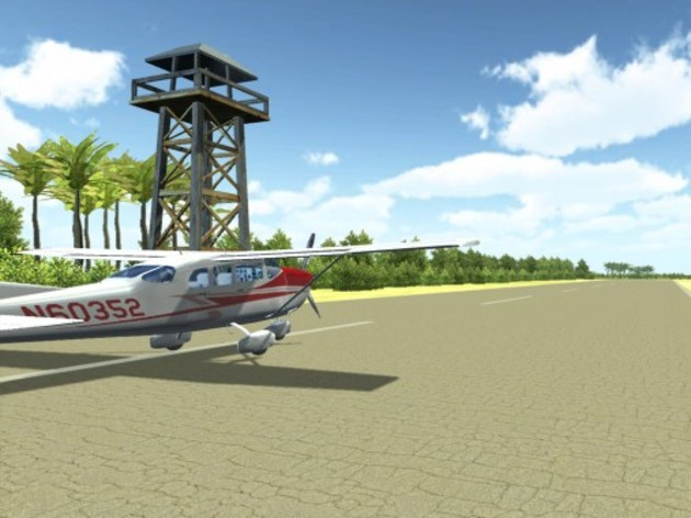 Screenshot 11 - Island Flight Simulator