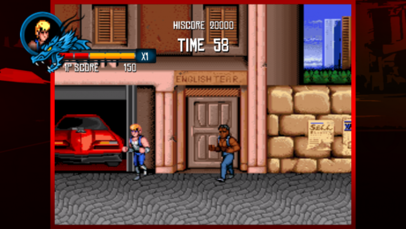 Screenshot 3 - Double Dragon Trilogy