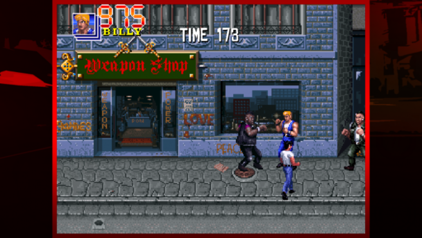 Screenshot 5 - Double Dragon Trilogy