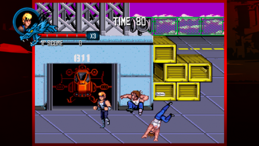 Screenshot 6 - Double Dragon Trilogy