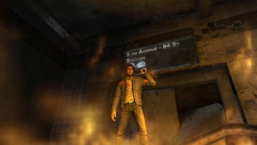 Screenshot 2 - Alone in the Dark