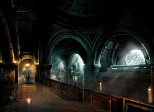 Screenshot 4 - Alone in the Dark
