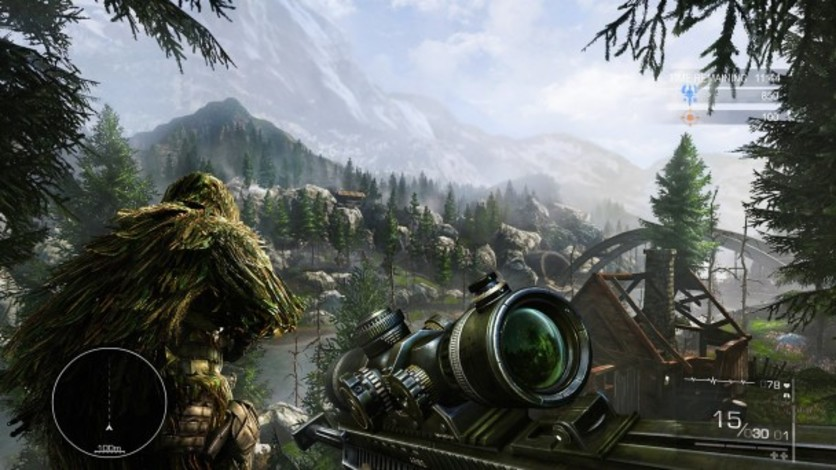 Screenshot 1 - Sniper: Ghost Warrior 2 - World Hunter Pack