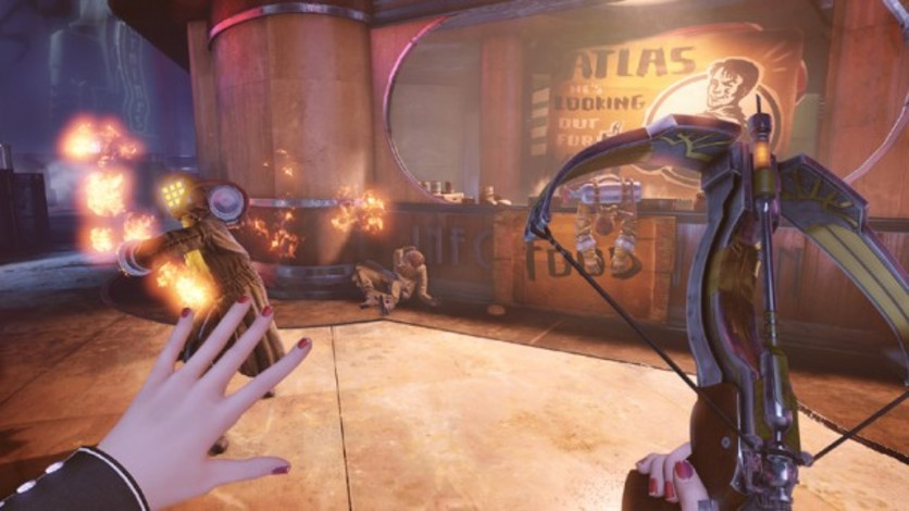 Screenshot 6 - Bioshock Infinite: Burial at Sea - Episode 2