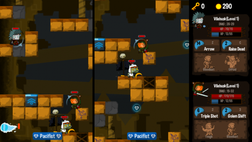Screenshot 11 - Vertical Drop Heroes HD