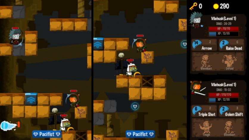 Screenshot 11 - Vertical Drop Heroes HD