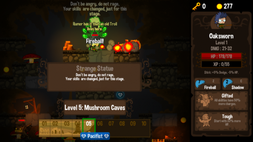 Screenshot 5 - Vertical Drop Heroes HD
