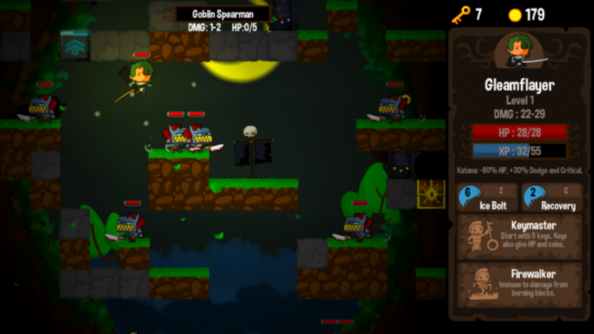 Screenshot 13 - Vertical Drop Heroes HD