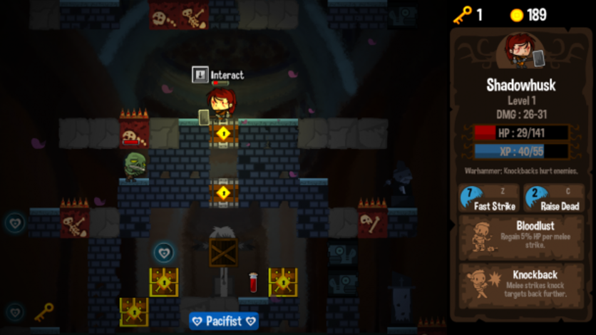 Screenshot 9 - Vertical Drop Heroes HD