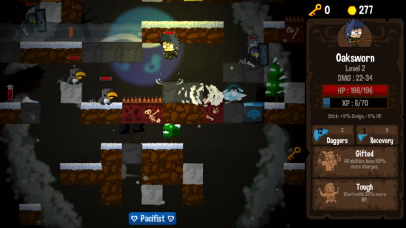 Screenshot 6 - Vertical Drop Heroes HD