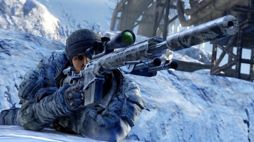 Screenshot 1 - Sniper: Ghost Warrior 2 - Siberian Strike