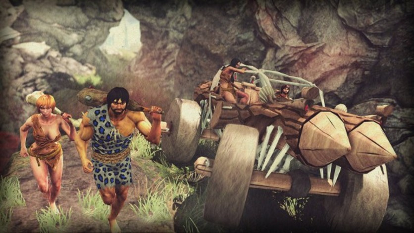 Screenshot 2 - Saints Row IV - Stone Age Pack