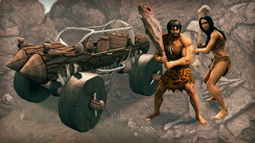 Screenshot 1 - Saints Row IV - Stone Age Pack