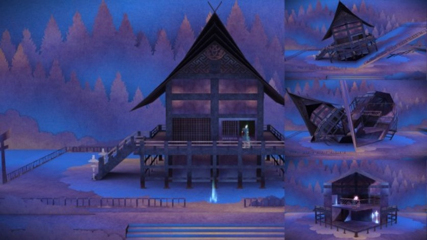 Screenshot 4 - Tengami