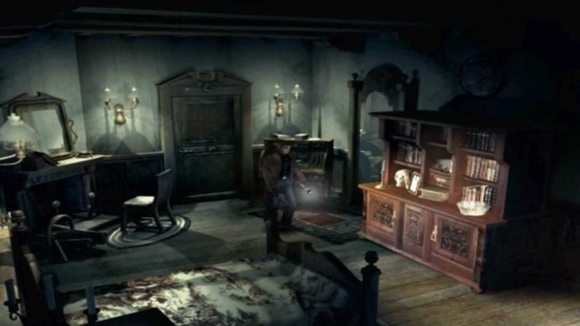 Screenshot 3 - Alone in the Dark: The New Nightmare