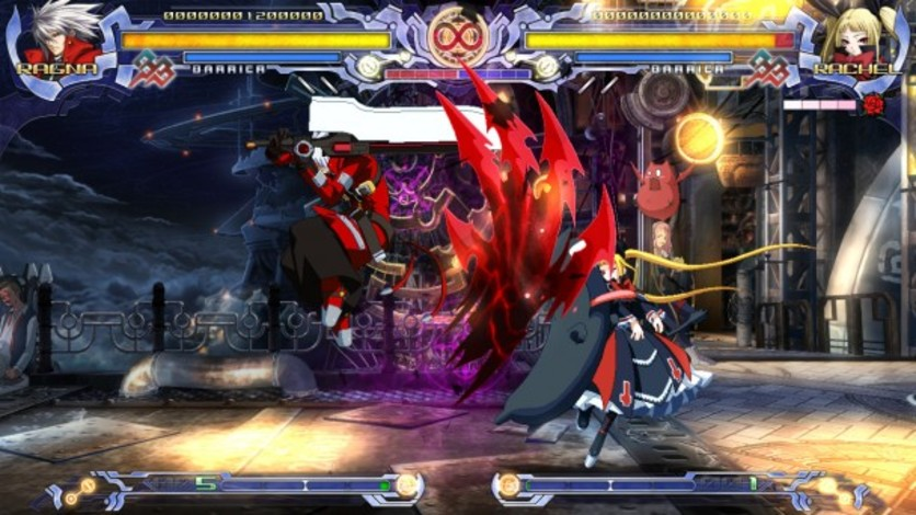 Screenshot 4 - BlazBlue: Calamity Trigger