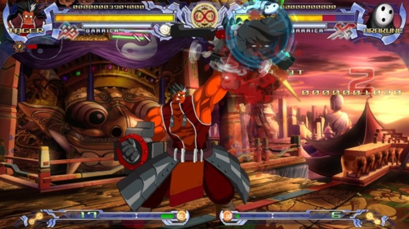 Screenshot 5 - BlazBlue: Calamity Trigger