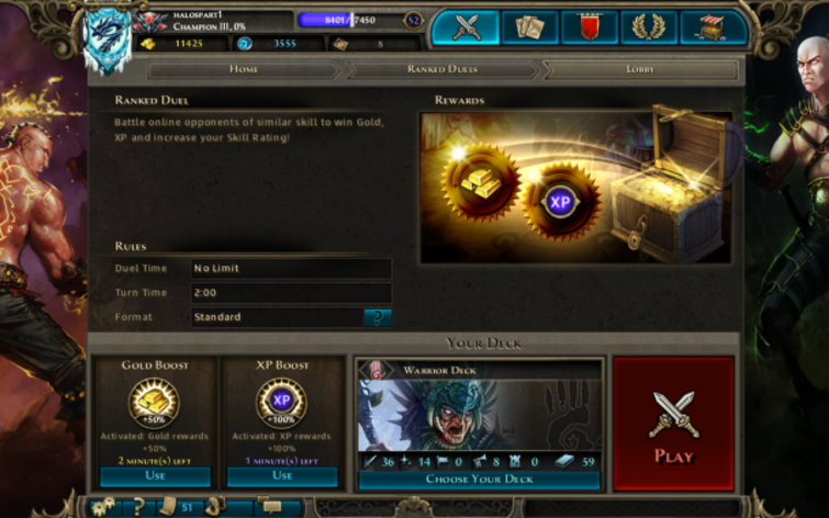 Screenshot 5 - Might & Magic: Duel of Champions - Advanced Pack 1