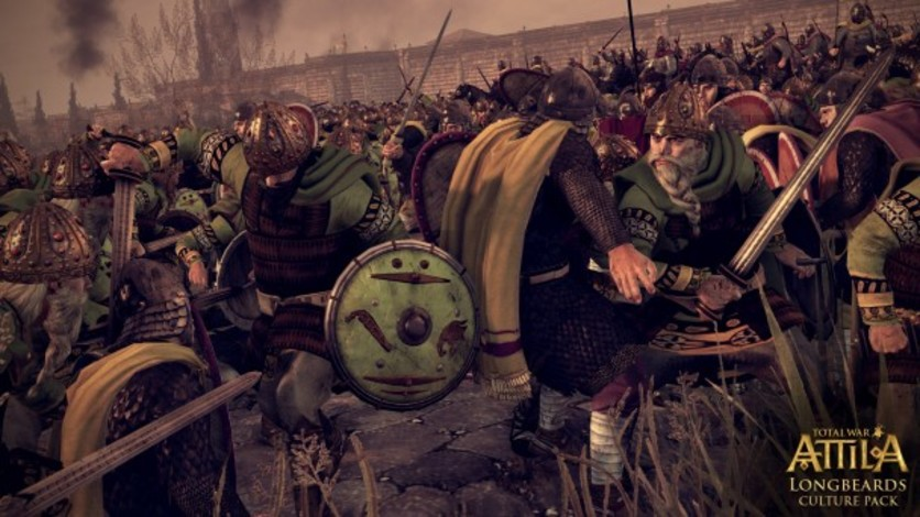 Screenshot 7 - Total War: ATTILA – Longbeards Culture Pack