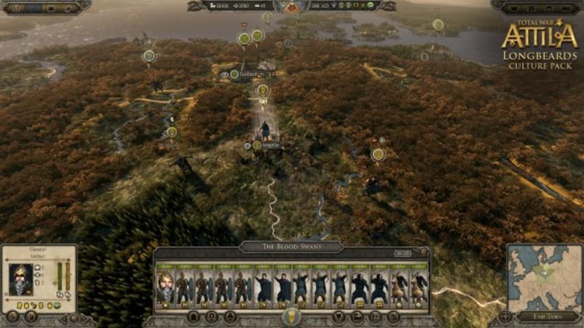 Screenshot 3 - Total War: ATTILA – Longbeards Culture Pack