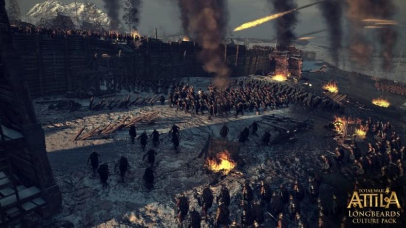 Screenshot 6 - Total War: ATTILA – Longbeards Culture Pack