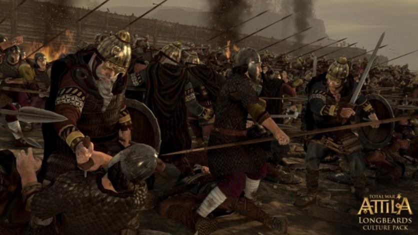 Screenshot 2 - Total War: ATTILA – Longbeards Culture Pack