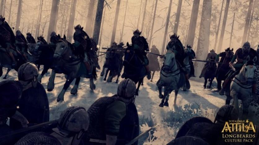 Screenshot 5 - Total War: ATTILA – Longbeards Culture Pack