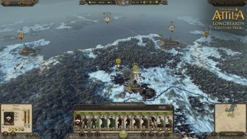 Screenshot 4 - Total War: ATTILA – Longbeards Culture Pack