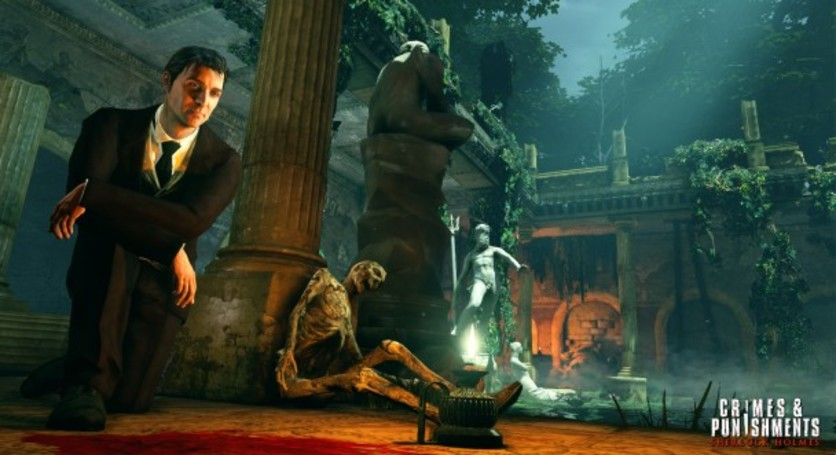 Screenshot 5 - Sherlock Holmes: Crimes and Punishments