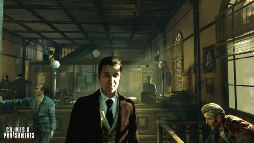 Screenshot 6 - Sherlock Holmes: Crimes and Punishments