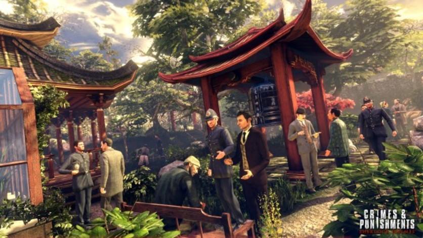 Screenshot 3 - Sherlock Holmes: Crimes and Punishments